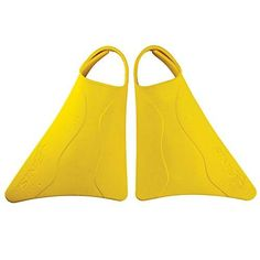 FINIS Kids Fishtail 2 Fins, Yellow, US Junior 6-11 PROMOTES WATER CONFIDENCE: Fishtail fins give children positive early swimming experiences by rewarding even the smallest of kicks with forward movement ADJUSTABLE FOOT STRAP: Ensures a snug fit and can accommodate children as they grow IDEAL FOR THE YOUNGEST SWIMMERS: Flippers are designed to be worn as soon as a child can walk (9 months & up) so they can train to swim at the same time CONSTRUCTED WITH NATURAL RUBBER: Adds floatation in the Swimming Drills, Swimming Gear, Swimming Equipment, Scuba Diving Equipment, Swimming Benefits, Swim Fins, Sup Paddle, Learn To Swim, Swim Lessons