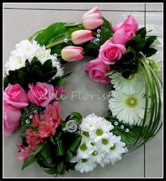 funeral wreath...my way