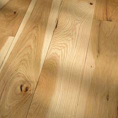 HomerWood Hardwood Flooring - Hickory Natural- Traditional Character Georgia Carpet Industries