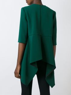 Marni Draped Back Blouse - Verso - Farfetch.com