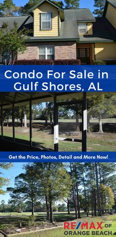 For Sale in Gulf Shores, Alabama - Updated unit with a satisfying, ample floor plan and a view that is serene. Located within walking distance to many sought after attractions on the island.