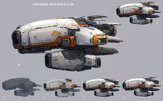Small Drone Ship