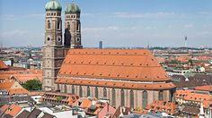Catedral de Nuestra Señora, en Múnich