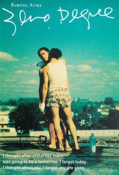 春光乍泄 happy together 1997 Wong Kar-Wai