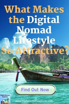 The digital nomad lifestyle is attractive for many reasons and it is capturing the imagination of people of all ages. Despite some of the risks and pitfalls, the interest continues to grow. Find out more by clicking the picture or the button! Travel Jobs, Work Travel, Travel Advice, China Travel, Feel Tired, Digital Nomad, Best Cities, Meeting New People, Going To The Gym