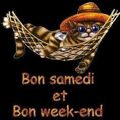 Bon Samedi et Bon Weekend