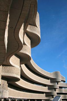 Canadian Museum of Civilization designed by architect Douglas Cardinal