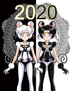 Sailor Moon, Black Moon, Minnie Mouse, Disney Characters, Fictional Characters, Fan Art, Anime, Sailor Moons, Fanart