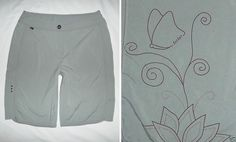 Lole Walking Shorts Adventure Travel Quick Dry Water Repelling Stretch 10 LKNEW  #Lole