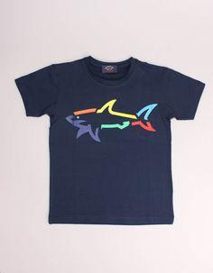 Rainbow Shark TShirt