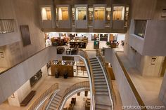 Francis A. Countway Library of Medicine, Harvard University Medical School Boston, Massachusetts #coolest #libraries