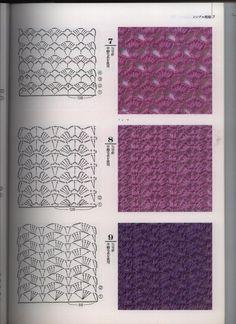 Captivating Crochet a Bodycon Dress Top Ideas. Dazzling Crochet a Bodycon Dress Top Ideas. Crochet Stitches Chart, Crochet Motifs, Crochet Diagram, Freeform Crochet, Knitting Stitches, Crochet Lace, Crochet Patterns, Crochet Cow, Crochet Teddy