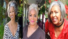Well, a girl has just arrived at our site through huge internet surfing in search of the hairstyles for African American women. We appreciate and welcome you first for reaching your destination. You have noticed that we have… Short Grey Hair, Short Hair Updo, Curly Hair Styles, Natural Hair Styles, Gray Hair, Old Hairstyles, New Natural Hairstyles, Braided Hairstyles For Black Women, Cornrows