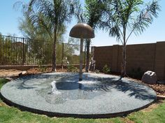 Our own splash pad