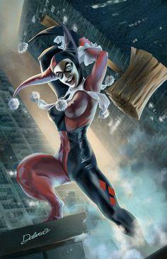 Harley Quinn - Cris Delara