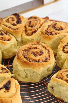 Cheesymite Scrolls (the BEST Cheese & Vegemite Scrolls) - Bake Play Smile Lunch Box Recipes, Baby Food Recipes, Cooking Recipes, Lunchbox Ideas, Cooking Stuff, Breakfast Recipes, Vegemite Scrolls, Scrolls Recipe, Sweets