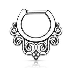 Gekko Body Jewellery Tribal Swirls Silver Surgical Steel ... https://www.amazon.co.uk/dp/B013VRKT9A/ref=cm_sw_r_pi_dp_ZpInxbS57WDT3