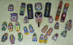 Knightwork: Playing with Clay: Polymer Clay Beads and Charms