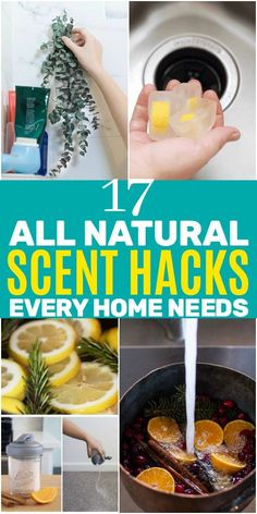 Frugal All Natural Scent Hacks That Will Destroy Home Odors #diycleaning #cleaninghacks #scenthacks