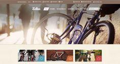 Screenshot - Tellus - Free Bike Store Theme for OpenCart - Author: Kulerthemes