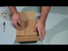 Do It Yourself Shipping Box