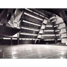Church of Santa Maria della Visitazione Rome, Italy. 1965-1971 Architect: Saverio Busiri Vici