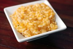 Chicken & Butternut Squash Risotto - This Week for Dinner - Weekly Meal Plans, Dinner Ideas, Recipes and More! Butternut Squash Risotto, Chicken And Butternut Squash, Roasted Butternut, Risotto Dishes, Risotto Recipes, Pasta Recipes, Chicken Recipes, Italian Rice Dishes, How To Make Risotto