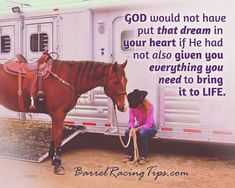 I offer barrel racing tips, barrel racing articles for barrel horse training, and barrel racing exercises & drills for professional barrel racing. Cowgirl Quote, Cowgirl And Horse, Horse Love, Rodeo Cowgirl, Rodeo Quotes, Equestrian Quotes, Hunting Quotes, Equestrian Problems, Country Girl Quotes