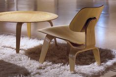 Eames Molded Plywood Coffee Table - Occasional Tables - Desks & Tables - Herman Miller Official Store