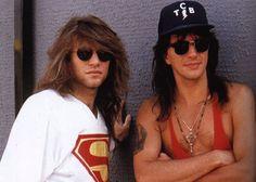 Richie Sambora & Jon Bon Jovi - Bing Images