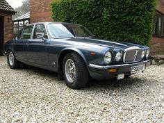 1988 Daimler Double Six for sale at £8,500 #daimler #jaguar #classiccar