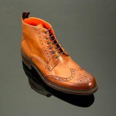 Hannibal - Classic Brogue Derby #footwear #boots #english #stylish