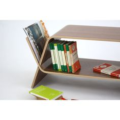 "The Embrace storage unit by John Green inspired by the Isokon Plus Donkey units. http://www.johngreendesigns.com/gallery/embrace/ "" Embrace is the outcome of a brief set to design a modern take on the Isokon Penguin Donkey. The award-winning piece of..."