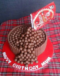 Gravity Defying Cake, Gravity Cake, Chocolate Finger Cake, Malteser Cake, 21st Cake, Anti Gravity, Ben 10, Cake Decorating, Birthday Cake