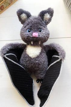 Crochet Bear Patterns, Crochet Toys, Knitted Dolls, Amigurumi Patterns, Crochet Clothes, Knitting Patterns, Knit Crochet, Etsy Handmade, Handmade Ideas