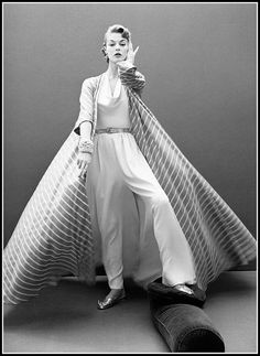 Jean Patchett, photo by William Helburn, c.1955 | by skorver1