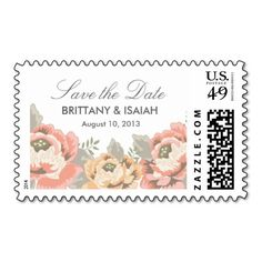=>Sale on          Vintage Floral Wedding Postage Stamp           Vintage Floral Wedding Postage Stamp lowest price for you. In addition you can compare price with another store and read helpful reviews. BuyReview          Vintage Floral Wedding Postage Stamp Here a great deal...Cleck Hot Deals >>> http://www.zazzle.com/vintage_floral_wedding_postage_stamp-172063552182864035?rf=238627982471231924&zbar=1&tc=terrest