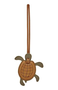 Fossil Turtle Bag Charm available at #Nordstrom