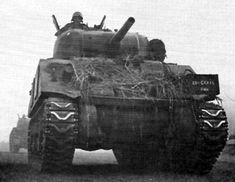 USA Sherman Tank