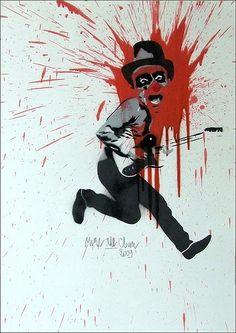 Artist ; Mimi Le Clown