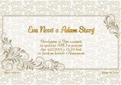 Svadobné oznámenie - SO211