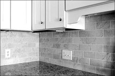 Subway tile backsplash ideas for you. The effects of backsplashes have revolutionized over the years; they are no longer just used to protect the walls.