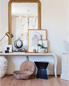 New house entrance design entryway console tables Ideas Entrance Table Decor, House Entrance, Entryway Decor, Entryway Lighting, Modern Entryway, Entrance Ideas, Entry Way Design, Entrance Design, Entryway Console