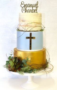 A first holy communion or confirmation is a special and memorable time in your child's life. Celebrate with a cake to mark the holy occasion that will be remembered for a life time.