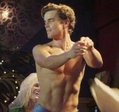Matt Bomer eager to strip down again for sequel to Magic Mike