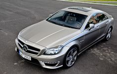 #Mercedes-Benz CLS 6.3 AMG by ///amg87, via Flickr