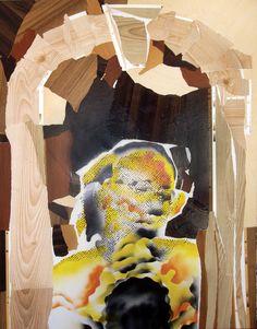 -7- 92x118 cm , mixed media , 2012 Holi, Mixed Media, Painting, Art, Art Background, Painting Art, Kunst, Holi Celebration, Paintings