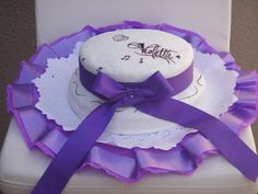 Torta Violetta, Candy Bar