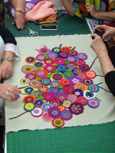 What a fun 2 days it was having Wendy Williams come into Kimz for a workshop on her Birdsville cushion and quilt. It was such a delight to...