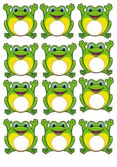 dreamskindergarten Το νηπιαγωγείο που ονειρεύομαι !: Το παρουσιολόγιο στο νηπιαγωγείο Frog Theme Classroom, Classroom Labels, Classroom Rules, Preschool Classroom, Classroom Decor, Frog Crafts Preschool, Frog Activities, Kindergarten Activities, Preschool Activities